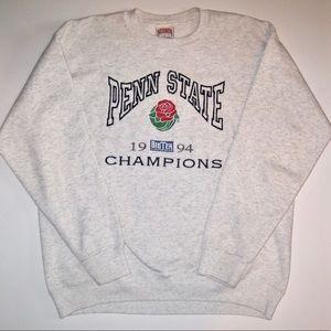 Vintage Penn State 1994 Championship Sweater